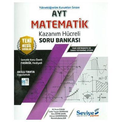AYT Matematik Kazanım Hücreli Soru Bankası Seviye Yayınlar