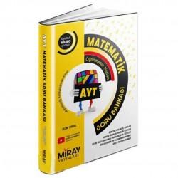 Miray Yayınları - AYT Matematik Tamamı Video Çözümlü Soru Bankası Miray Yayınları