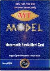 Gür Yayınları - AYT Model Matematik Fasikülleri Seti Gür Yayınları