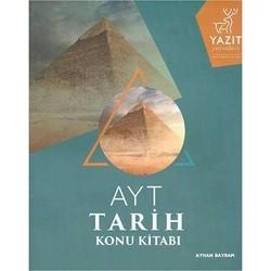 Yazıt Yayınları - AYT Tarih Konu Kitabı