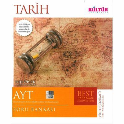 AYT Tarih Soru Bankası Kültür Yayıncılık