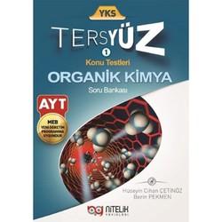 Nitelik Yayınları - YKS Kitapları - YKS Tersyüz Organik Kimya Soru Bankası