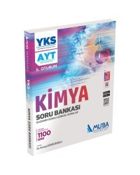 Muba Yayınları - AYT-YKS Kimya Soru Bankası