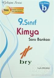 Birey Eğitim Yayınları - B Orta Düzey 9. Sınıf Kimya Soru Bankası