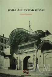 Akademi Titiz Yayınları - Bab-ı Ali Evrak Odası