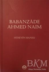 Diyanet İşleri Başkanlığı - Babanzade Ahmed Naim