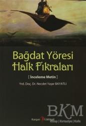 Kurgan Edebiyat - Bağdat Yöresi Halk Fıkraları