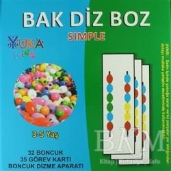 Yuka Kids - Bak Diz Boz (3-5 Yaş)