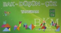 Yuka Kids - Bak- Düşün - Çöz / Tangram