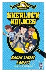 Timaş Çocuk - Baker Street Laneti - Sherlock Holmes (Ciltli)