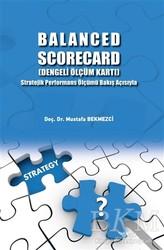 Altınordu Yayınları - Balanced Scorecard Dengeli Ölçüm Kartı