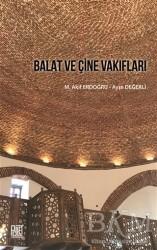 Palet Yayınları - Balat ve Çine Vakıfları