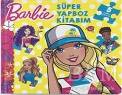 Doğan Egmont Yayıncılık - Barbie - Süper Yapboz Kitabım