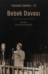 Kitabevi Yayınları - Bebek Davası