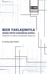 Eğitim Yayınevi - Ders Kitapları - Beer Yaklaşımıyla Denge Döviz Kurundan Sapma