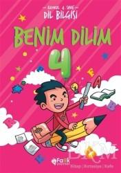 Fark Yayınları - Benim Dilim - 4