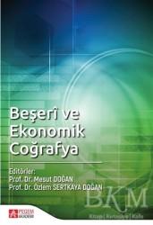 Pegem A Yayıncılık - Beşeri ve Ekonomik Coğrafya