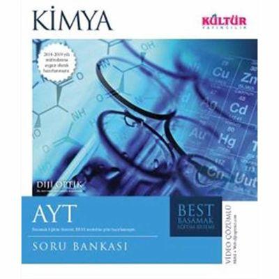 BEST AYT Kimya Soru Bankası Kültür Yayıncılık