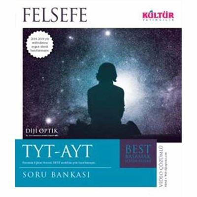 BEST TYT-AYT Felsefe Soru Bankası Kültür Yayıncılık