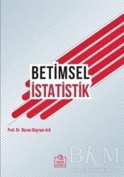 Ezgi Kitabevi Yayınları - Betimsel İstatistik