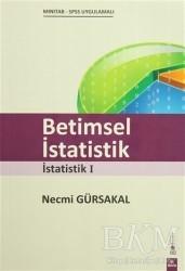 Dora Basım Yayın - Betimsel İstatistik