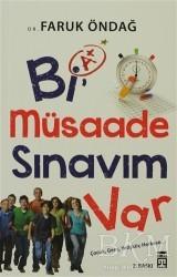 Timaş Yayınları - Bi Müsaade Sınavım Var