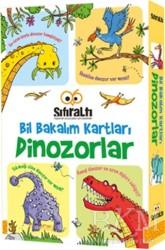 Sıfıraltı Yayıncılık - Bil Bakalım Kartları - Dinozorlar