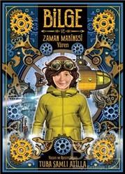 MEAV Yayıncılık - Bilge ve Zaman Makinesi - Yaren 2. Kitap