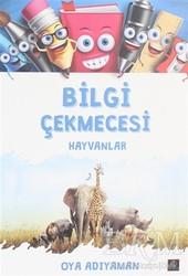 Zeyrek Yayıncılık - Bilgi Çekmecesi - Hayvanlar