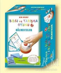 Uysal Yayınevi - Sesli Kitaplar - Bilgi ve Yarışma Oyunu 2 - Bilmeceler