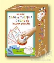 Uysal Yayınevi - Sesli Kitaplar - Bilgi ve Yarışma Oyunu 6 - İslamın Şartları