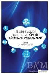 Hiperlink Yayınları - Bilgiye Erişimde Engellilere Yönelik Kütüphane Uygulamaları