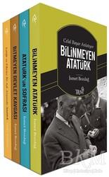 Truva Yayınları - Bilinmeyen Atatürk Seti 4 Kitap