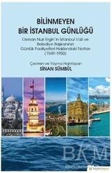 Hiperlink Yayınları - Bilinmeyen Bir İstanbul Günlüğü