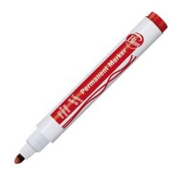 Bion - Bion Permanent Marker Yuv.Uç Kırmızı