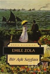 İskele Yayıncılık - Klasikler - Bir Aşk Sayfası