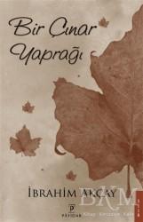 Payidar Yayınevi - Bir Çınar Yaprağı