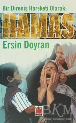 Elips Kitap - Bir Direniş Hareketi Olarak: Hamas