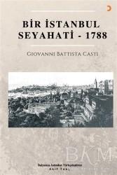 Cinius Yayınları - Bir İstanbul Seyahati - 1788