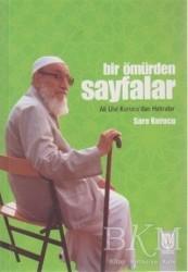 Marifet Yayınları - Bir Ömürden Sayfalar