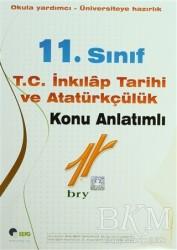 Birey Eğitim Yayınları - Birey 11. Sınıf T.C. İnkılap Tarihi ve Atatürkçülük Konu Anlatımlı