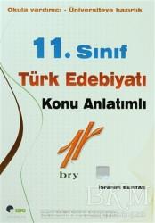 Birey Eğitim Yayınları - Birey 11. Sınıf Türk Edebiyatı Konu Anlatımlı