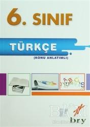 Birey Eğitim Yayınları - Birey 6. Sınıf Türkçe Konu Anlatımlı