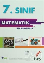 Birey Eğitim Yayınları - Birey 7. Sınıf Matematik Konu Anlatımlı