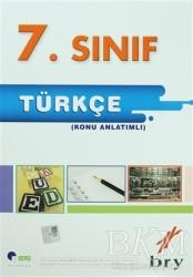 Birey Eğitim Yayınları - Birey 7. Sınıf Türkçe Konu Anlatımlı