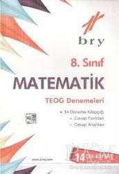 Birey Eğitim Yayınları - Birey 8. Sınıf Matematik TEOG Denemeleri