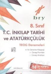 Birey Eğitim Yayınları - Birey 8. Sınıf T.C. İnkılap Tarihi ve Atatürkçülük TEOG Denemeleri