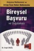 Yargı Yayınları - Bireysel Başvuru ve Uygulaması CD li Yargı Yayınları