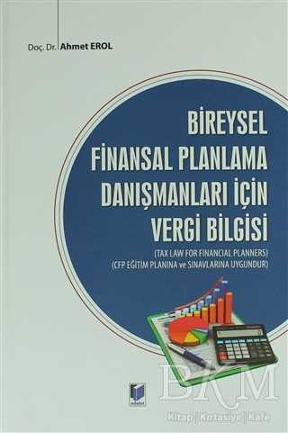 Bireysel Finansal Planlama Danışmanları İçin Vergi Bilgisi