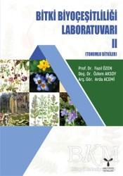Umuttepe Yayınları - Bitki Biyoçeşitliliği Laboratuvarı 2